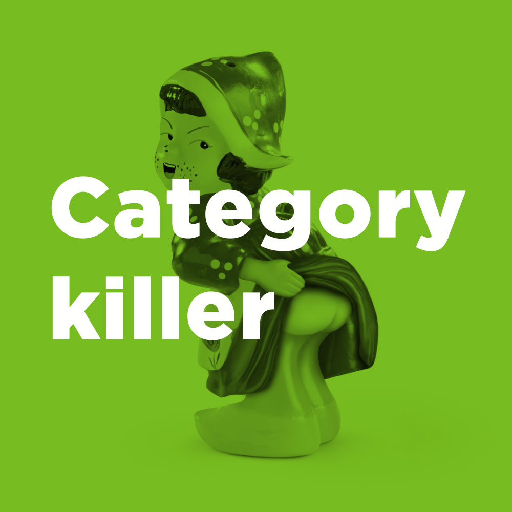 Category killer